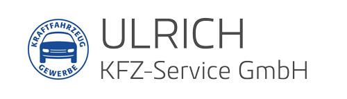 Ulrich KFZ Service Logo